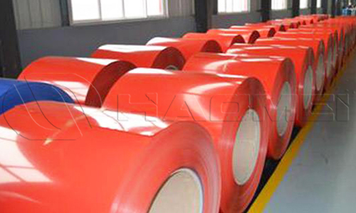 3003 pe aluminum coil for cell ceiling