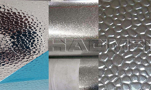 1050 aluminium embossed sheet