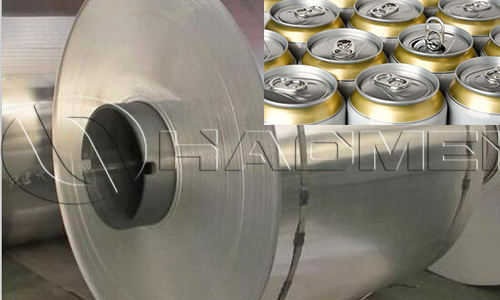 3003 aluminum coil for beverage cans