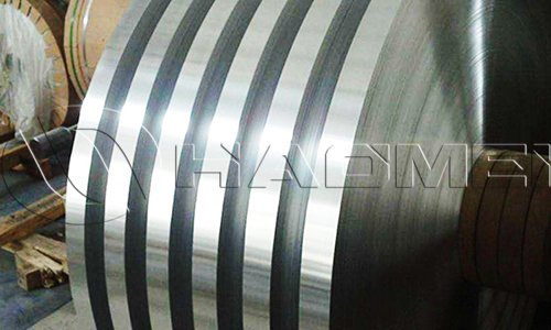 4mm brushed aluminum strips