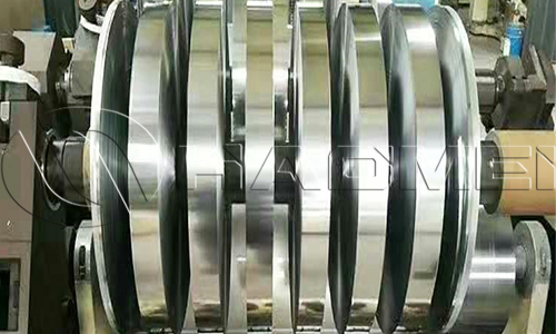 Aluminium metal strips 3mm