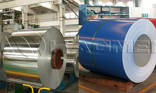 Aluminum coil for alu composite panel