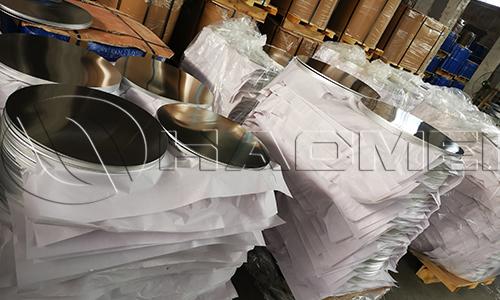 China aluminum discs suppliers