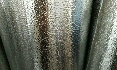 aluminum stucco sheet