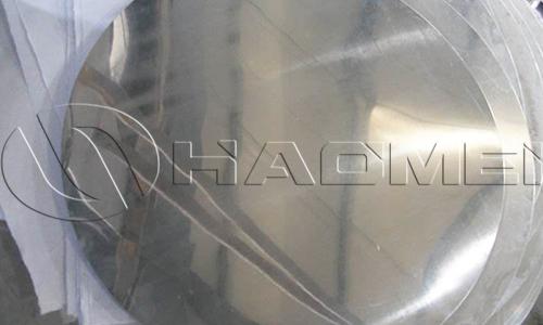 large aluminum discs