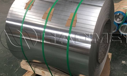 pure and alloy aluminum coil