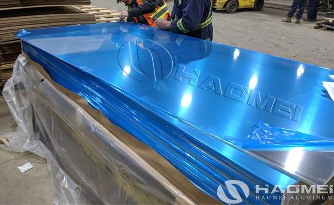 5052 O Aluminum Plate