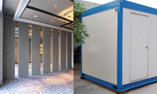 partition and house made of 3005 aluminum color coil