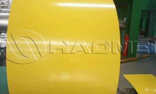 powder coat aluminum coil