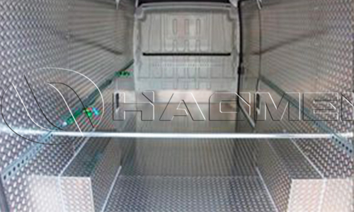 5052 aluminum sheet with texture used in vehicle flooring
