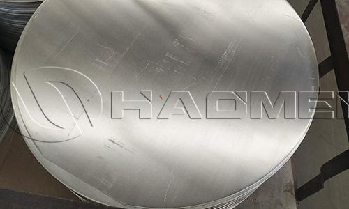 1050 aluminum circle