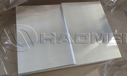 5754 aluminum plate 4.5mm