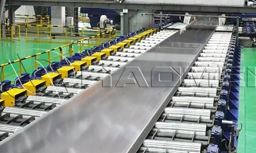 5754 h22 aluminium plate rolled in workshop
