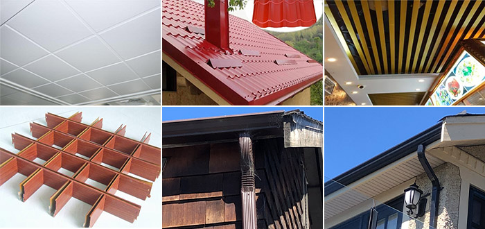 applications of 3003 coated aluminum coil
