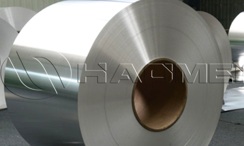 A roll of 5052 h32 aluminum coil