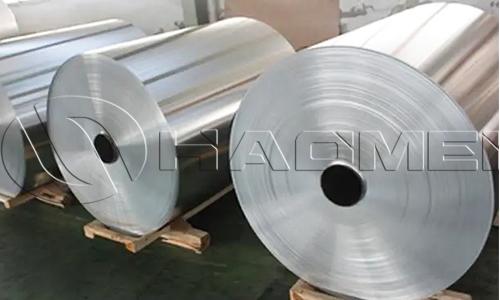 Rolls of aluminum coil sheet 5052