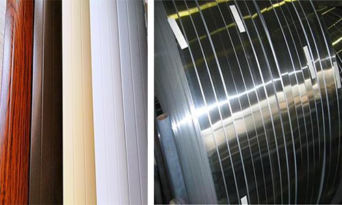 aluminium roll strip for wood