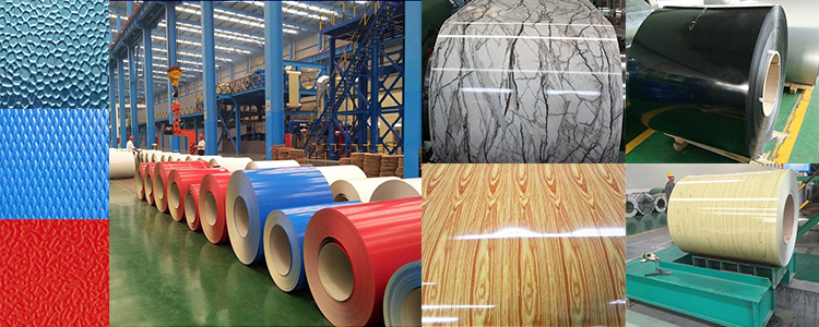 color types of 5052 color coated aluminium coil
