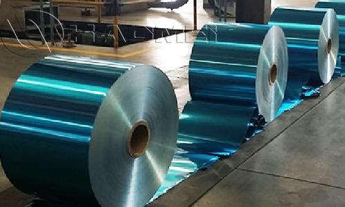 hydrophilic aluminium strip rolls for ac machine condenser