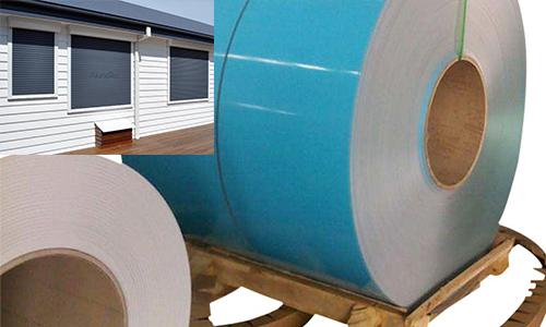 5052 h19 color coated aluminium coil