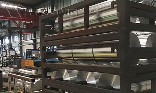 8011 industrial aluminum foil rolls