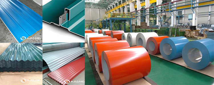 aluminium roofing coils and roofing sheets