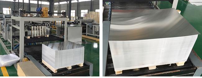 manufacturing process 1 of aluminium sheet for bottle cap