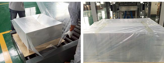 manufacturing process 2 of aluminium sheet for bottle cap