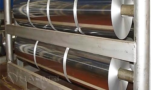 rolls of 8011 aluminum fin stock