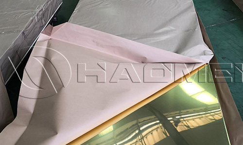 solar reflective aluminum sheet