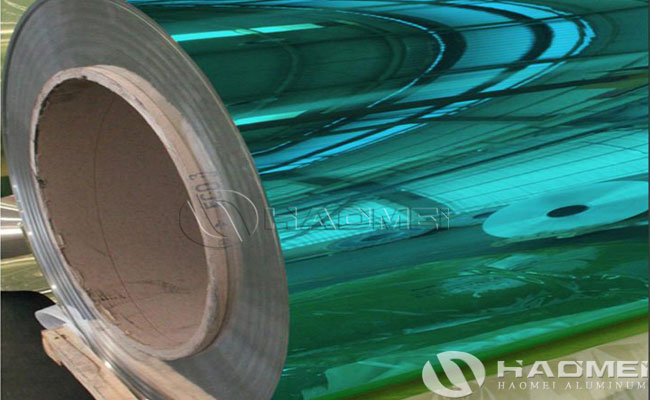 polished aluminum plate building materials
